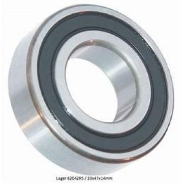 25 mm x 47 mm x 12 mm  25 mm x 47 mm x 12 mm  ZEN 6005-2Z deep groove ball bearings